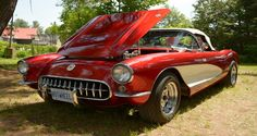 Classic autos are hitting the road for multiple car shows in Ontario's cottage country this spring and summer where like-minded moto fans will gather.