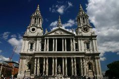 Beautiful St. Paul's Cathedral