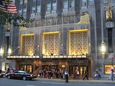 Waldorf Astoria Hotel in NYC