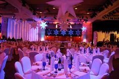Organisez votre party de Noël avec Omega Design Events & Nite Mix Entertainment