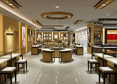 Jewelry showroom furniture design and manufacture, manufacturers of jewellery showroom furniture Shop Counter Design, Showcase Cabinet, Mall Kiosk, Jewellery Showroom, Furniture Showroom, Modern Furniture, Furniture Design, Shop Interior Design, Furniture Manufacturers