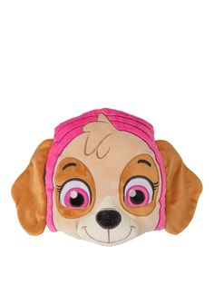 Paw Patrol Paw Patrol Skye Shaped Cushion | very.co.uk