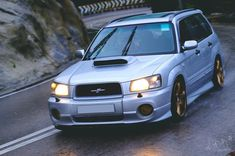 """1,854 Likes, 9 Comments - Subaru Forester (@fozzy) on Instagram: """"From Hong Kong👍🏻 Owner: @boris2406 ⚔️ #wagonmafia #wagonlove #wagon #sf5 #sg5 #sg9 #sti…"""""""