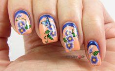 Apricot Ruffian Nails for Lacke in Farbe... und bunt! #15 Apricot