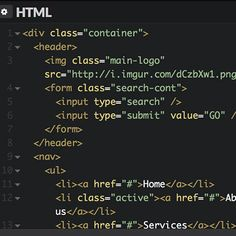 Web Design - PSD to HTML Tutorial: The Only Guide You Need in 2016 Accelerating Businesses Online    http://etrendbiz.com/index.php/2016/11/24/web-design-psd-to-html-tutorial-the-only-guide-you-need-in-2016/
