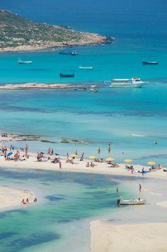 Balos Bay, Gramvousa, Crete                                                                                                                                                                                 More