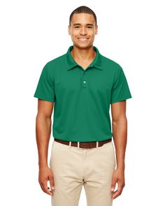 9b22068b81d Team 365 Men s Command Snag Protection Polo. This polo is 4.42 ounces