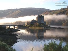 Eilean Donan, Escocia