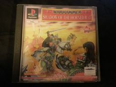 #Warhammer: Shadow of the Horned Rat  #PlayStation 1996  hurry up and #bid @ebay @bowiebargains #gamer #classicgame