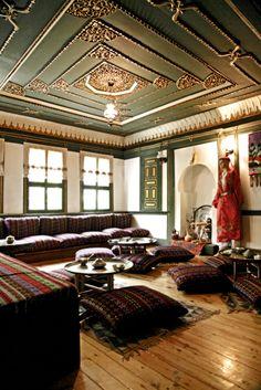 Yeşil Efendi Konağı (Osmanlı Evi) ODUNPAZARI EVLERİ YAŞATMA PROJESİ