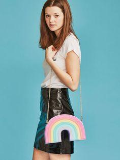 Skinnydip Rainbow Bag