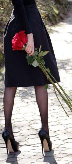 Beautiful rose. #roses #chic