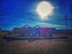 School Daze . . . #digitalnomad #wanderluster #earthlandscape #instatravel #wonderful_earthpix #awesome_earth #worldnature #beautifulplaces #adventureawaits #followyourdreams #beautifuldestinations #freedom #handshakesnhugz #playgroundtime #playgroundfun #playground #playgroundsoftheworld #getoutsidetn #getoutandplay #parkview #parklife #parksandrec #parksofinstagram #parktime #findyourpark #hikewithme #parkfun #picnicday #park #parks