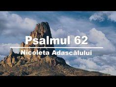 Nicoleta Adascălului - Psalmul 62 - YouTube Orchestra, Desktop Screenshot, Youtube, Instagram, Band, Youtubers, Youtube Movies