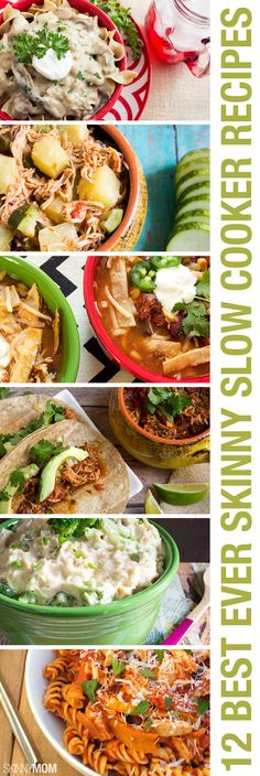 Tastiest Healthy Slow Cooker Recipes These slow cooker recipes make dinner so quick and easy!These slow cooker recipes make dinner so quick and easy! Healthy Slow Cooker, Crock Pot Slow Cooker, Slow Cooker Recipes, Cooking Recipes, Healthy Recipes, Crockpot Meals, Freezer Meals, Crock Pots, Healthy Foods