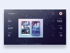 We are preparing a fascinating statistical tool for the Dribbble community, which will motivate the designers to achieve better results. Dribbble Lighthouse offers free statistics of your Dribbble ...