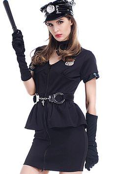 14 best cop costume images sexy cop costume sexy halloween rh pinterest com