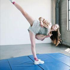 Mackenzie Foy doing TaekWonDo