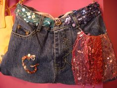 Jeans & Lace & more....