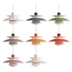 PH 5 Mini - Pendel - Design: Poul Henningsen