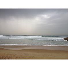 Um dia de Surf na Costa