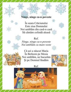 Anul Nou, Christmas Messages, School Lessons, Baby Play, Christmas Projects, Nursery Rhymes, Preschool, Parenting, Songs