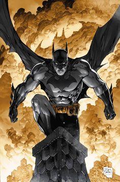 Gotham's Knight Batman Catwoman, Batgirl, Nightwing, Batman Painting, Batman Artwork, Batman Wallpaper, Batman Comic Art, Batman The Dark Knight, Hq Marvel