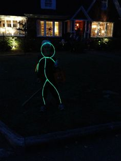 The Party Wagon - Blog - STICK MAN COSTUME