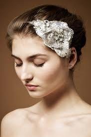 Jenny Packham Nuvola headpiece