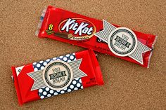 Gimme a break.  Gimme a break.  Break me off a piece of that kit kat bar!