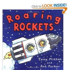 $3.99  Roaring Rockets by Tony Mitton and Ant Parker. We love this entire series!