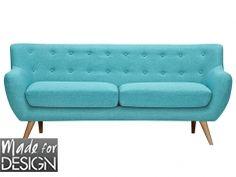 Canapé bleu Mapado ou presque