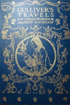 Gulliver's Travels Jonathan Swift JM Dent and Co. 1909