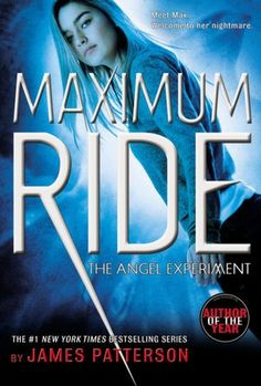 Want a great series you can share with your kids? The Maximum Ride series by James Patterson is amazing! My daughters and I have enjoyed all the books!