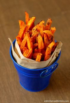 Sweet Potato Fries | 29 Quick And Easy Oscars Party Appetizers