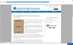In het Web van Patrick Bernauw: Uitgeverij Elmar ontkent dat ze op eigen site beloning van 25.000 dollar voor nazischat...
