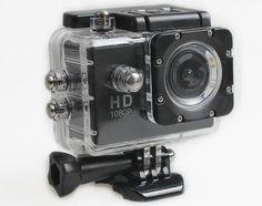Outdoor Style Camcorder WiFi Sport Action Camera Full HD 1080P Waterproof Diving Helmet Cam