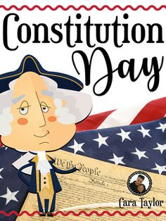 As soon as school starts, it seems like Constitution Day (Sept. 17) is right around the corner!  Be prepared this year early, with this helpful informational resource!  Included in this unit bundle are a variety of teaching and learning activities your students are sure to enjoy.