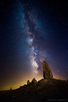 River of Heaven ~ Trona Pinnacles in Eastern California