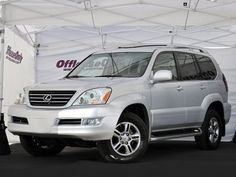 Lexus GX 470 4X4 2008  V8 4.7L/285 http://www.offleaseonly.com/used-car/Lexus-GX-470-4X4-JTJBT20X280166117.htm?utm_source=Pinterest%2B_medium=Pin_content=2008%2BLexus%2BGX%2B470%2B4X4_campaign=Cars