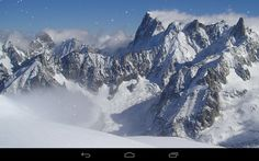 Winter Mountains Wallpaper - Android Apps on Google Play