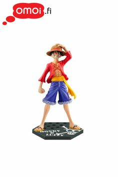 One Piece Hybrid Grade Gashapon figure: Monkey D. Luffy - 6,90EUR : Manga Shop for Europe, A great selection of anime products