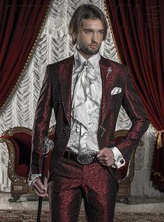 Photographs gothic suits - borzii