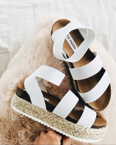 e8e3b9afcfde4 Steve Madden Women s Kimmie Flatform Espadrille Sandals Shoes - Sandals   Flip  Flops - Macy s