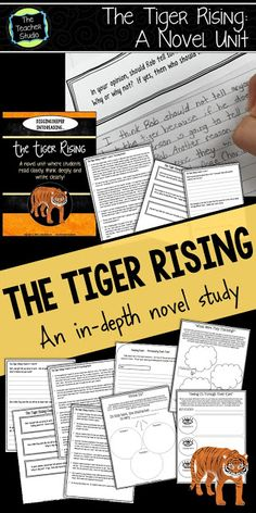 The Tiger Rising: The book I couldn't stand. Really. - Check out this post about how I changed my tune about a book I didn't like--because I started paying attention to the STUDENTS, not myself!