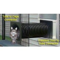 Freedom Door to Tube Connector