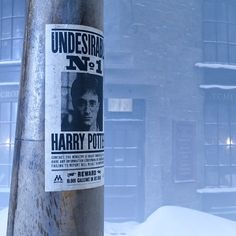 Undesirable No. 1. #HarryPotter