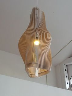 DIGITAL FABRICATED LIGHT FIXTURE - Google Search