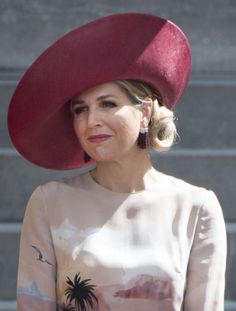La Maison royale des Pays-Bas a indiqué que la reine Maxima souffrait actuellement d'une légère commotion cérébrale.