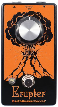 Erupter — EarthQuaker Devices